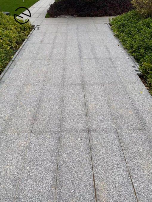 Chinese Grey G603 Granite Tile Paver