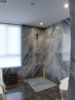 Bruce grey marble tile