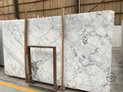 statuario carrara white marble slabs