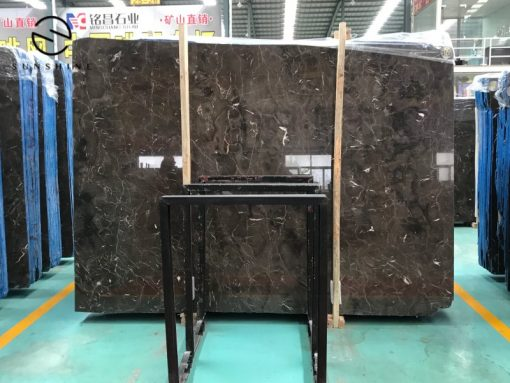 China Dark Emperador Slabs
